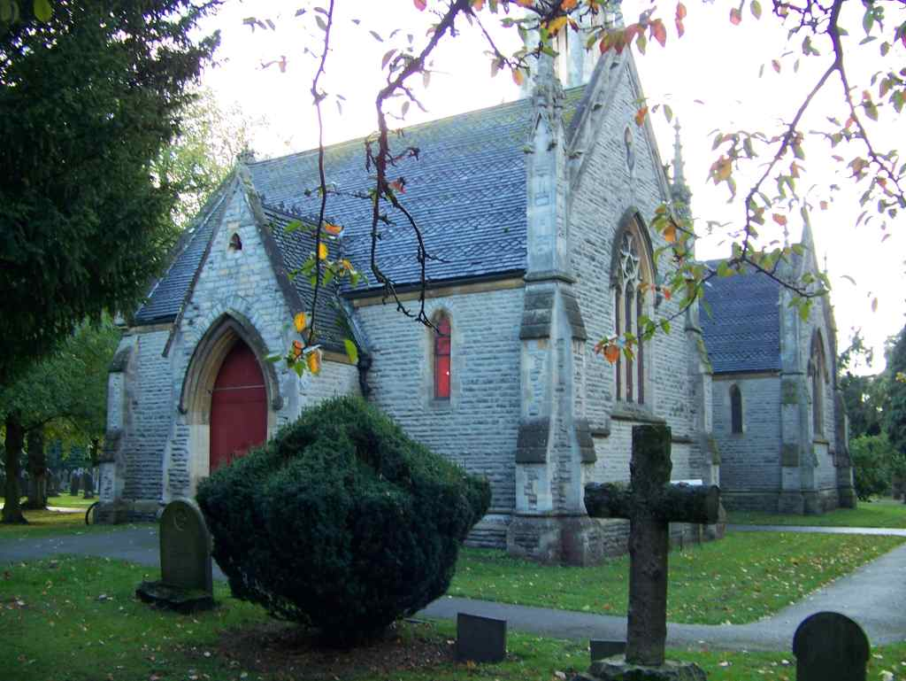All Souls\' Day Newark Cemetery Last Sunday In October at 3pm ...